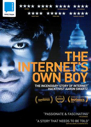 Rent The Internet's Own Boy: The Story of Aaron Swartz Online DVD & Blu-ray Rental