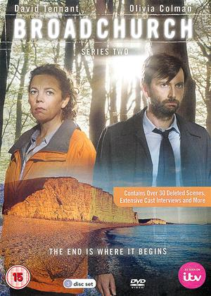 Rent Broadchurch: Series 2 Online DVD Rental