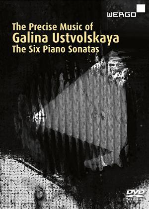 Rent The Precise Music of Galina Ustvolskaya: The Six Piano Sonatas Online DVD Rental