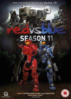Rent Red vs. Blue: Series 11 Online DVD Rental
