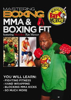 Rent Mastering Boxing MMA and Boxing Fit Online DVD Rental