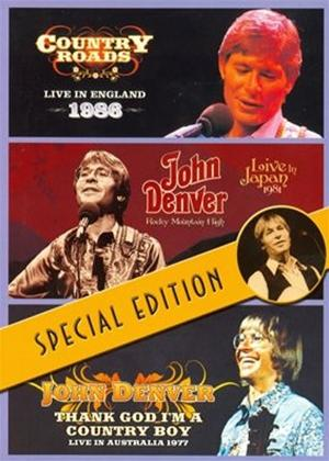 Rent Thank God I'm a Country Boy: Live in Australia 1977 Online DVD Rental
