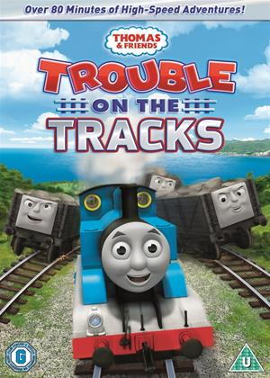 Rent Thomas the Tank Engine and Friends: Trouble on the Tracks Online DVD Rental