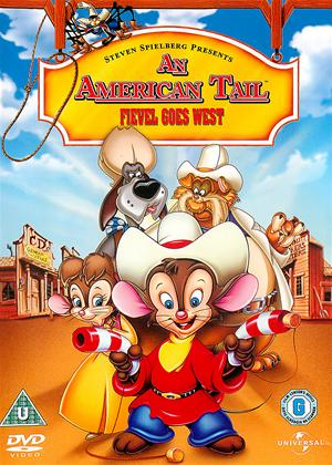Rent An American Tail: Fievel Goes West Online DVD Rental