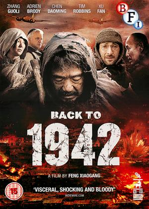 Rent Back to 1942 (aka Yi Wu Si Er) Online DVD & Blu-ray Rental