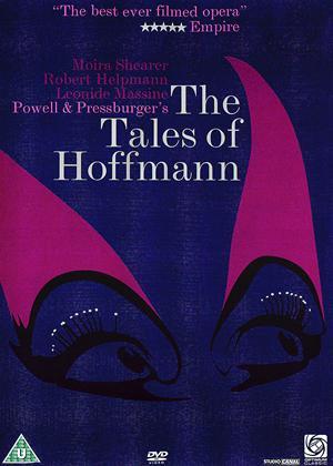 Rent The Tales of Hoffman Online DVD Rental