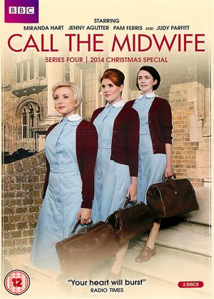 Rent Call the Midwife: Series 4 Online DVD & Blu-ray Rental