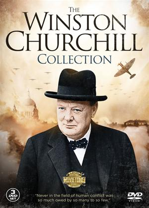 Rent The Winston Churchill Collection Online DVD Rental