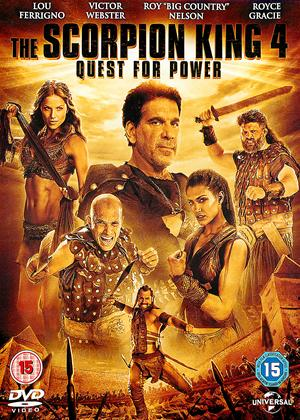 Rent The Scorpion King 4: Quest for Power Online DVD Rental