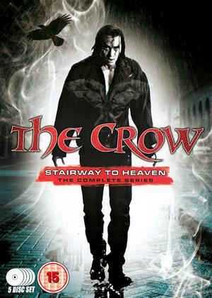 Rent The Crow: Stairway to Heaven: The Complete Series Online DVD & Blu-ray Rental