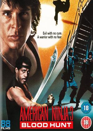 Rent American Ninja 3: Blood Hunt Online DVD Rental