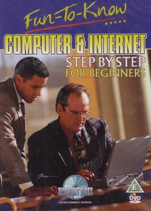 Rent Computer and Internet Step by Step for Beginners Online DVD Rental
