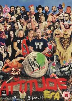 Rent WWE: The Attitude Era: Vol.1 Online DVD Rental