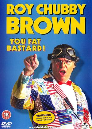 Entertaining answer roy chubby brown documentary with you