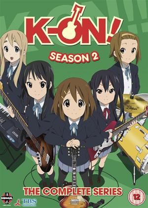 Rent K-ON!: Series 2 Online DVD Rental