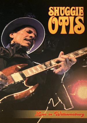 Rent Shuggie Otis: Live in Williamsburg Online DVD & Blu-ray Rental