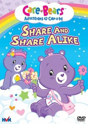 Rent Care Bears: Share and Share Alike Online DVD & Blu-ray Rental