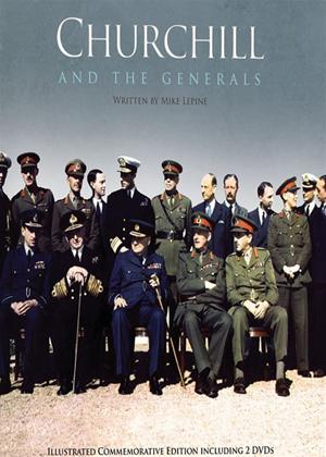 Rent Churchill and the Generals Online DVD Rental