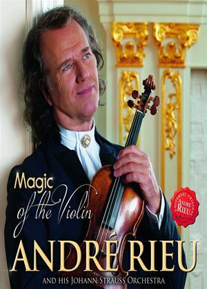 Rent Andre Rieu: Magic of the Violin Online DVD Rental