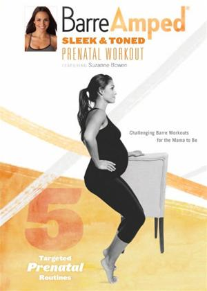 Rent BarreAmped: Sleek and Toned Prenatal Online DVD & Blu-ray Rental