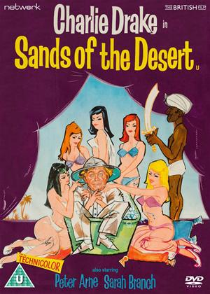Rent Sands of the Desert Online DVD Rental