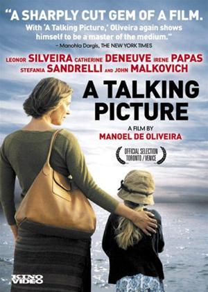 Rent A Talking Picture (aka Um Filme Falado) Online DVD Rental