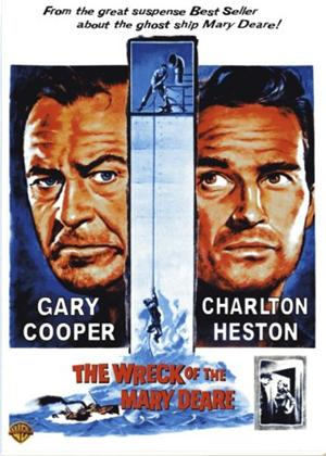 Rent The Wreck of the Mary Deare Online DVD & Blu-ray Rental