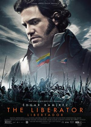 Rent The Liberator (aka Libertador) Online DVD Rental