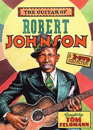 Rent The Guitar of Robert Johnson Online DVD Rental