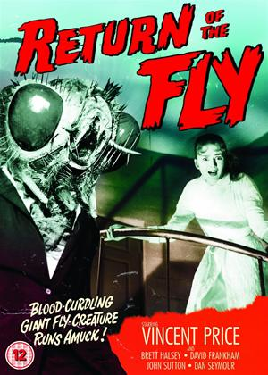 Rent Return of the Fly Online DVD Rental