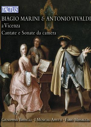 Rent Bagio Marini and Antonio Vivaldi in Vincenza Online DVD Rental