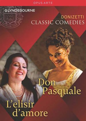 Rent Donizetti: Classic Comedies Online DVD Rental