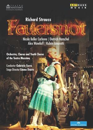 Rent Feuersnot: Teatro Massimo (Ferro) Online DVD Rental