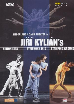 Rent Jirí Kylián and the Nederlands Dans Theatre Online DVD & Blu-ray Rental