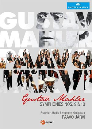 Rent Mahler: Symphonies Nos. 9 and 10 Online DVD Rental