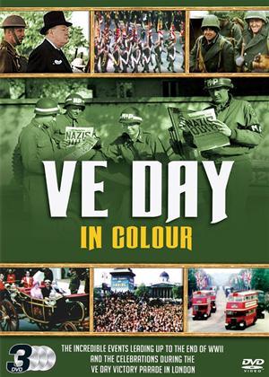 Rent VE Day in Colour Online DVD Rental