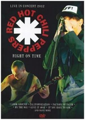 Rent Red Hot Chili Peppers: Right on Time Online DVD Rental