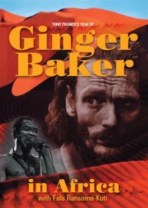 Rent Ginger Baker in Africa Online DVD Rental