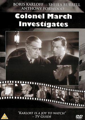 Rent Colonel March Investigates Online DVD Rental