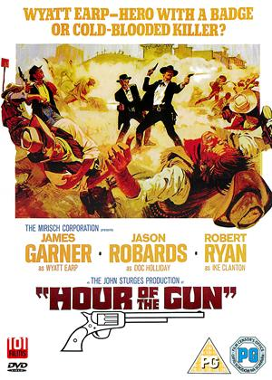 Rent Hour of the Gun Online DVD Rental