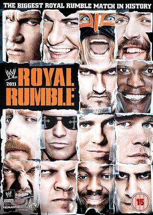 Rent WWE: Royal Rumble 2011 Online DVD Rental