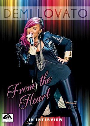 Rent Demi Lovato: From the Heart Online DVD Rental
