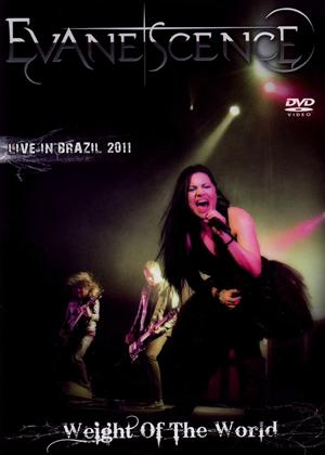 Rent Evanescence: Weight of the World Online DVD Rental