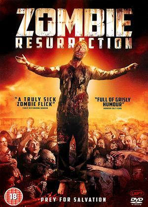 Rent Zombie Resurrection Online DVD Rental