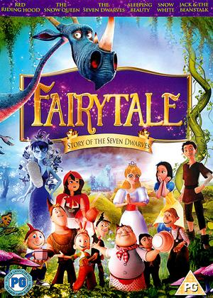 Rent Fairytale: The Story of the Seven Dwarves (aka Der 7bte Zwerg) Online DVD Rental