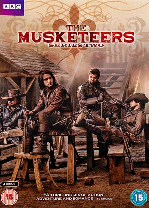 Rent The Musketeers: Series 2 Online DVD Rental