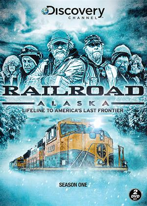Rent Railroad Alaska: Series 1 Online DVD Rental