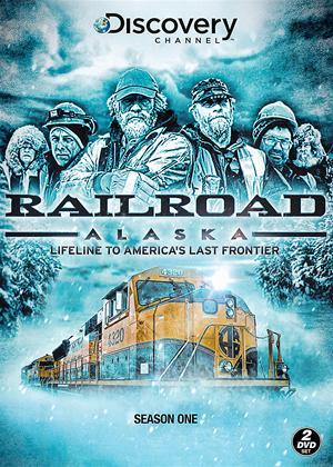 Rent Railroad Alaska: Series 1 Online DVD & Blu-ray Rental