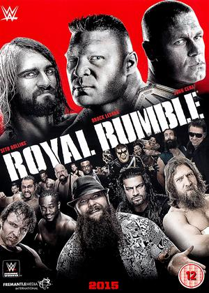 Rent WWE: Royal Rumble 2015 Online DVD Rental