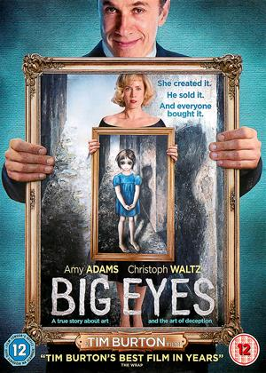 Big Eyes Online DVD Rental